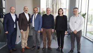 Ankara Sanayi Odası GOSB'u ziyaret etti
