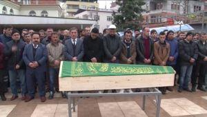 Gebze'de Viyadük Göçüğünde Hayatını Kaybeden Kılıç, Son Yolculuğuna Uğurlandı