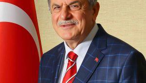 Başkan Karaosmanoğlu'ndan Yeni Yıl Mesajı