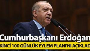 Erdoğan, İkinci 100 Günlük Eylem Planını Açıkladı