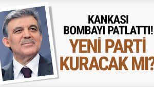 Abdullah Gül yeni parti kuracak mı kankası Fehmi Koru sinyal verdi