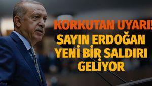 Ardan Zentürk'ten korkutan uyarı! Sayın Erdoğan yeni bir saldırı geliyor