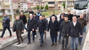 """Kocaeli'de Başkan Nevzat Doğan, """"Güzel hizmetler yaptık"""""""