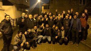 Hamza Şayir'den gece ziyaretleri