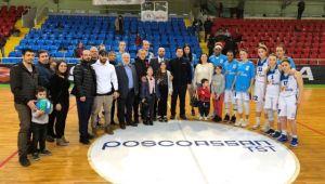 İzmit Belediyespor Kadın Basketbol Takımı'na Yeni Sponsor