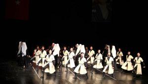 Kocaeli'de Kafkaslardan Unutulmaz Gösteri