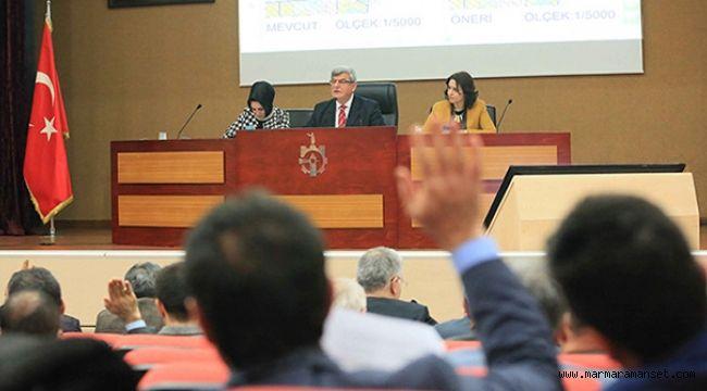 Büyükşehir'de son meclis