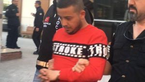 Cezaevinde Tartıştığı Hükümlüyü Yaralayıp Firar Etti, Yakalandı