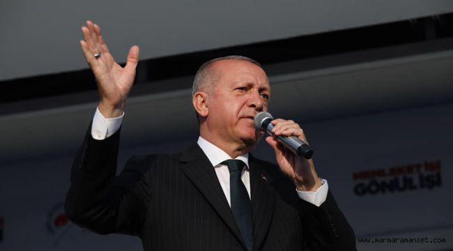 Erdoğan; 'Kocaeli'den yine Zafer bekliyorum'