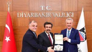 GTO'dan Diyarbakır'a ziyaret