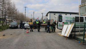 İzmit'de Trafik Kazası: 2 Ölü