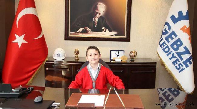 Başkan Büyükgöz koltuğunu devretti
