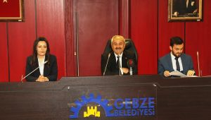 Gebze'de Nisan Meclisi yapıldı