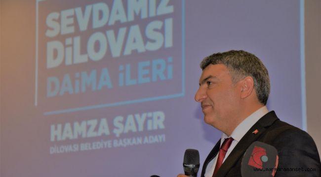 ŞAYİR'İN VAATSİZ SEÇİM ZAFERİ