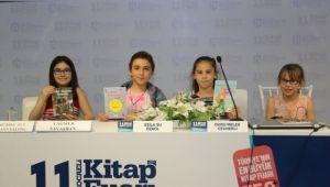 11. Kocaeli Kitap Fuarı, Çocuk Yazarları Ağırladı