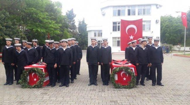 17 Engelli Kardeşimiz Gölcük Donanma Komutanlığında Yemin Etti