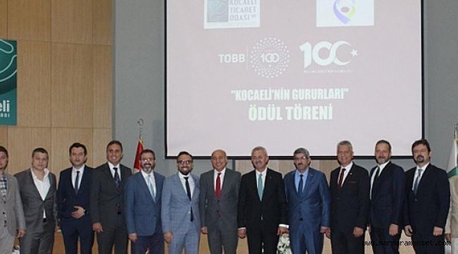 En hızlı büyüyen GTO üyesi firmalar ödüllendirildi