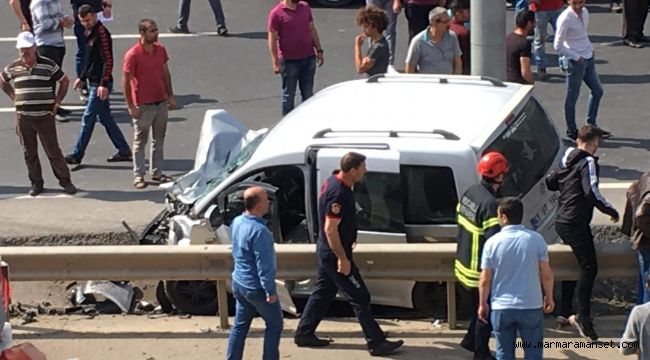 Gebze'de feci kaza... Ölü ve yaralılar var!