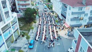 Giresunlulardan bin kişilik iftar