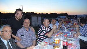 Sinan Çeper'den CHP'yi birleştiren iftar