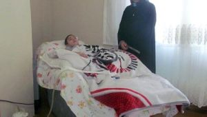 Trafik Kazasında Yatalak Kalan Muhammet Yusuf, 156 Bin TL'lik Tedavisi İçin Yardım Bekliyor