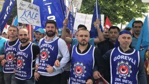 Türk-İş 1 Mayıs'ı Kutluyor