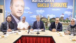 AK PARTİ KOCAELİ'DE LİSTE BELLİ OLDU!