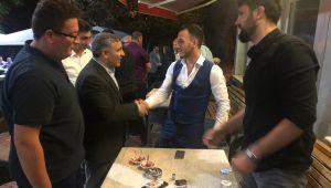 Başkan Şayir'den Köylere Bayram Ziyareti