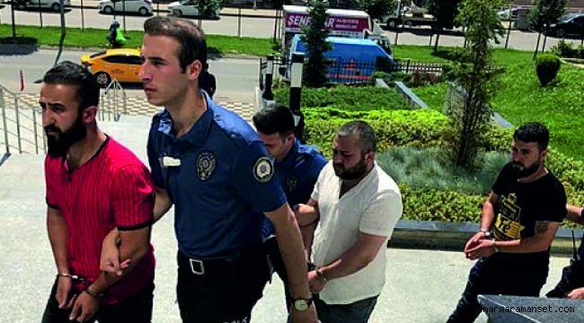 Darıca'da kadın polislere sözlü taciz!