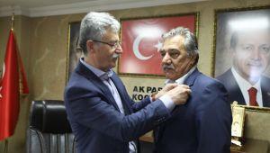 Eski belediye başkanı AK Parti'ye geçti!
