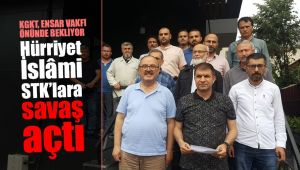 KGKT: Hürriyet İslâmi STK'lara savaş açtı