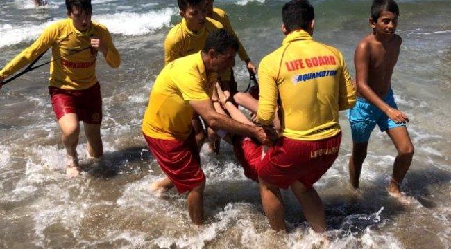 4 haftada 469 kişi boğulmaktan kurtarıldı