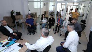 Büyükgöz, Arapçeşme Bilim Sanatı Gezdi