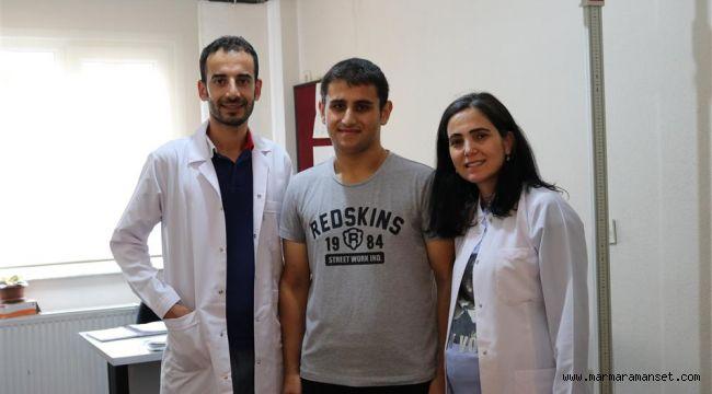 Darıca'da 112 Kilodan 87 Kiloya Sağlıklı Bir Şekilde Ulaştı