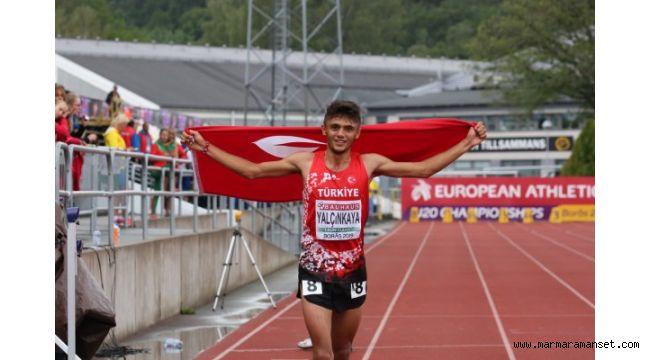 Darıca'lı atlet Avrupa şampiyonu