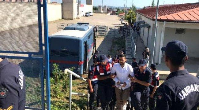 DEAŞ'ın Kocaeli yapılanmasında 49 kişinin yargılanmasına başlandı