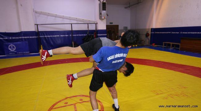 Demir ''Hedefim olimpiyat şampiyonluğu''