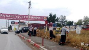 Gebze Belediyesi Nakliyecilere el attı