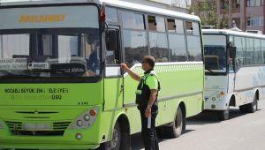 Günay'dan sonra 18 araç trafikten men edildi