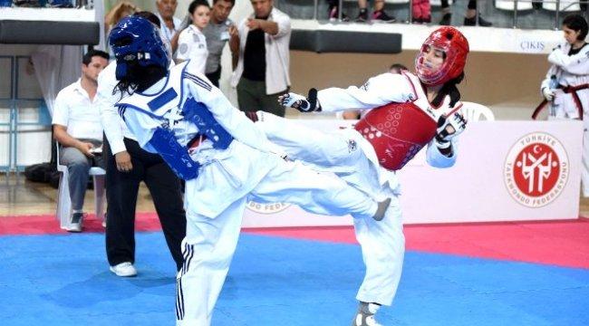 Kağıtsporlu taekwondocu, Türkiye 2.'si oldu