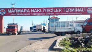 Marmara Nakliyeciler Terminali'nde Hukuk süreci bitti