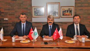 Örnek birliktelikte yeni protokol imzalandı