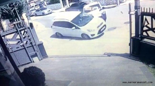 Otomobil takla attı; 3 kişi yaralı