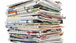 Yerel gazetelere vergi borcu darbesi!