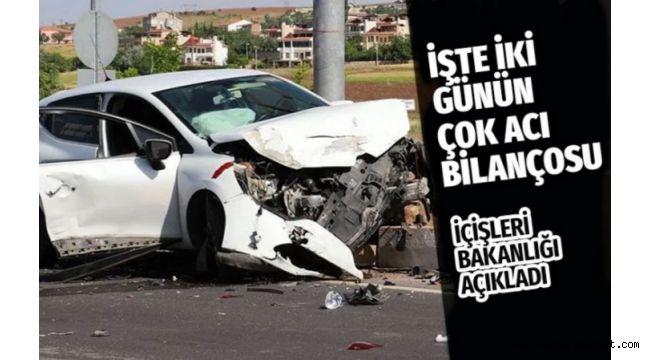 İçişleri Bakanlığı açıkladı: ACI GERÇEK!!!