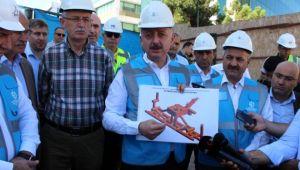 Gebze metrosu Ulaştırma Bakanlığına devredildi