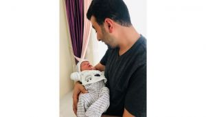 Kahriman 2. kez baba oldu