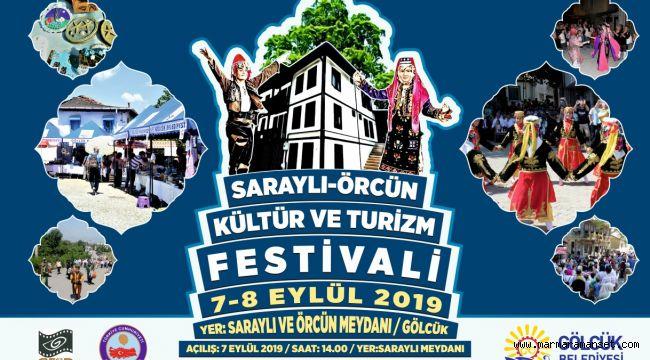 Saraylı - Örcün Festivali'nin programı belli oldu