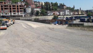 Vatandaş istedi, Dilovası'ndaki Tır Parkı eski güzergâhına alındı