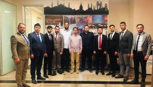 AK Genç Çayırova'da yeni başkan Fidan